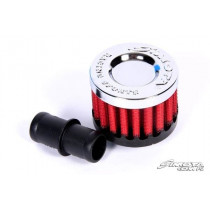 Kartergáz szűrő 18 mm Piros SIMOTA